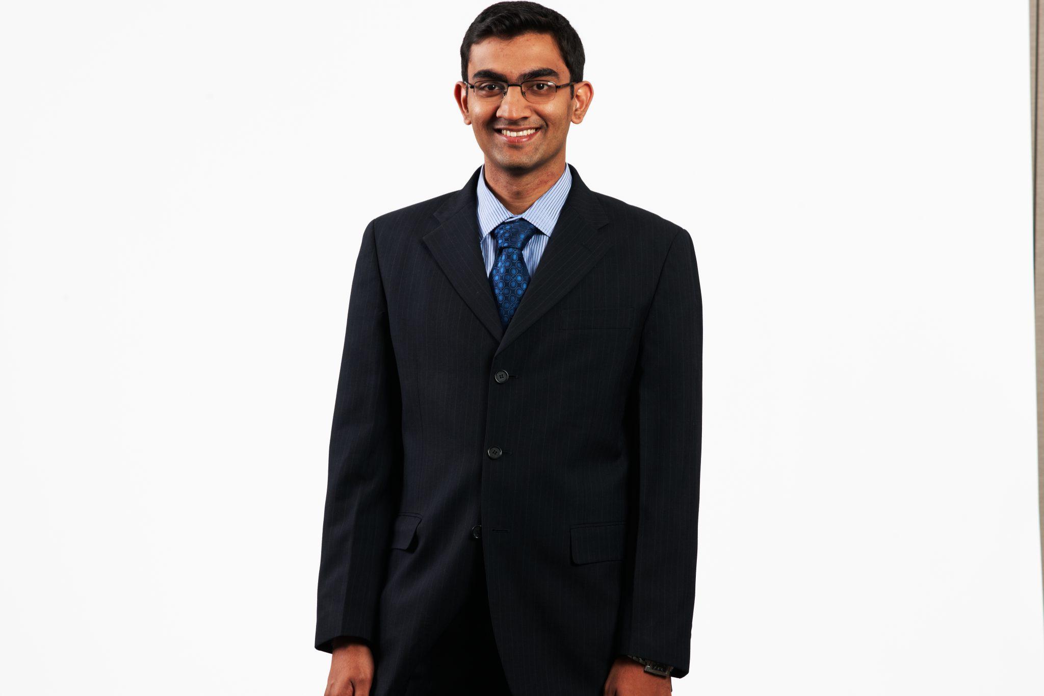 Krishna Ramakumar - CEO -Avanti