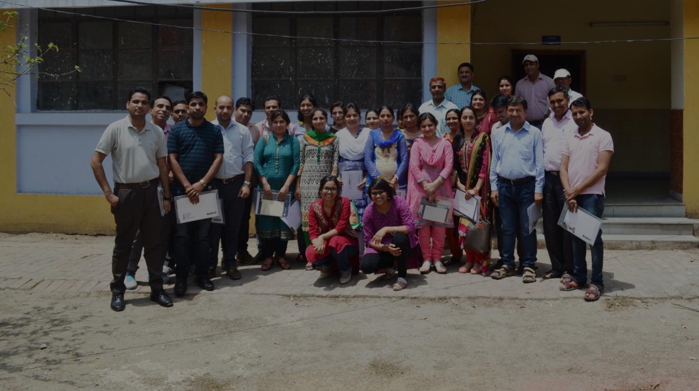 Teacher Training in Haryana