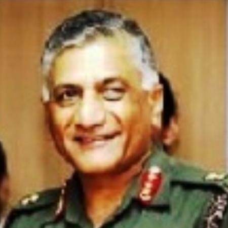 Image of Gen. Vijay K. Singh