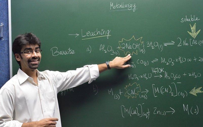 Abbas Dadla Classroom - Avanti Learning Centres