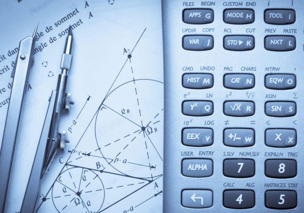 Mathematics Calculator and geometry