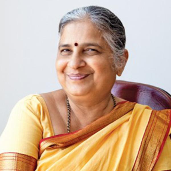 Image of Sudha Murthy