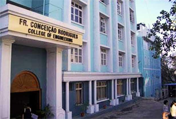 CRCE Bandra campus - Engineering