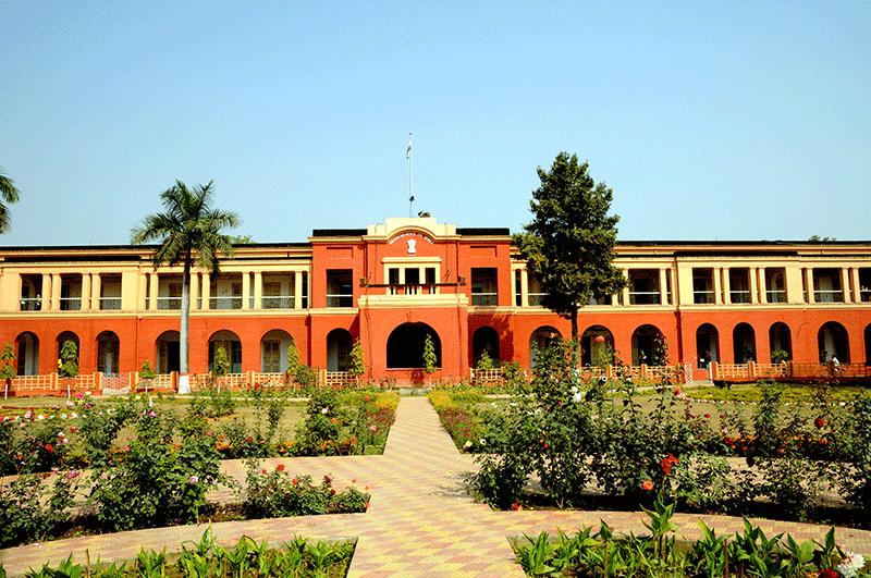 ISM Dhanbad campuc picture