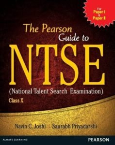 The Pearson Guide to NTSE (Class 10)