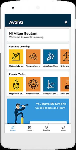 Avanti Gurukul App