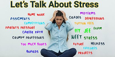 Stress: What it causes to body and How can we manage it?