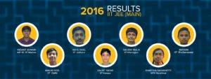 Avanti Result 2016
