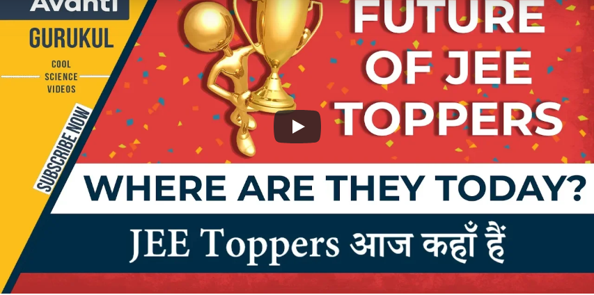 IIT JEE toppers – Where are they now?
